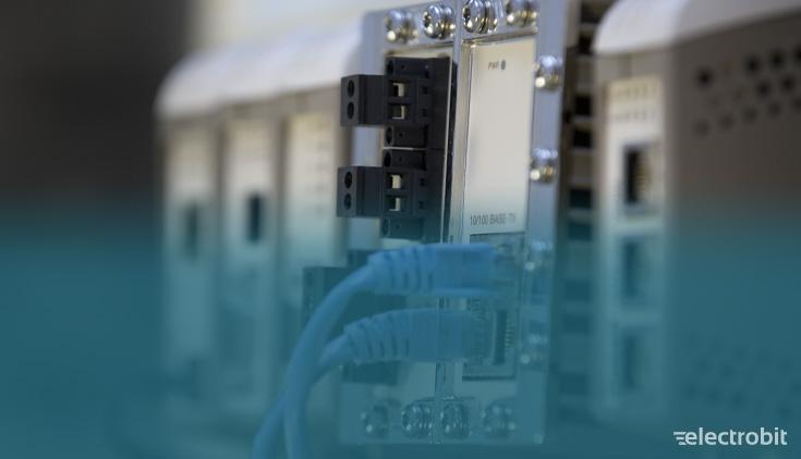Electrobit - Kommunikatsiooniseadmed: Electrobit switchid, laiendid, ruuterid