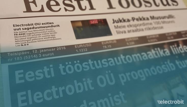 Electrobit - Uudised: uudised