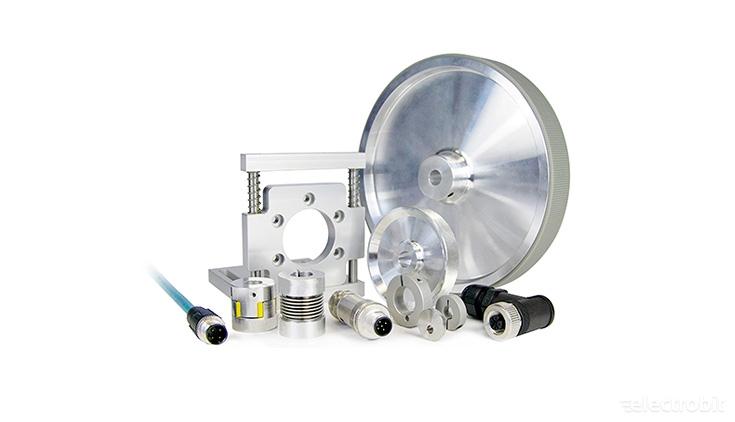 Electrobit - Enkoodrite ja kaldeandurite tarvikud: Posital enkoodrid. tarvikud