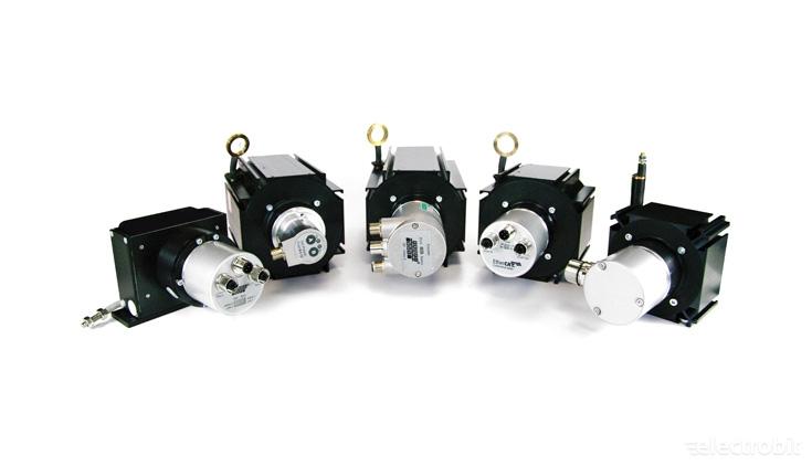 Electrobit - Lineaarandurid: Posital lineaarenkooder