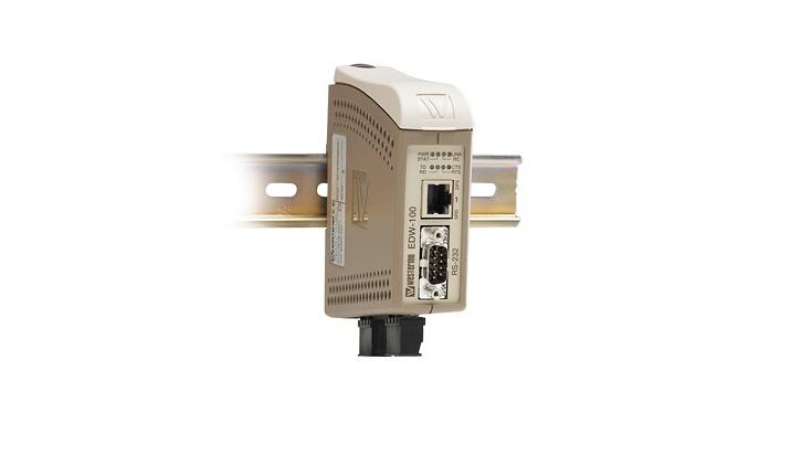 Electrobit - Andmeside konverterid: Westermo EDW-100 jadaühenduse ja Ethernet-i konverter