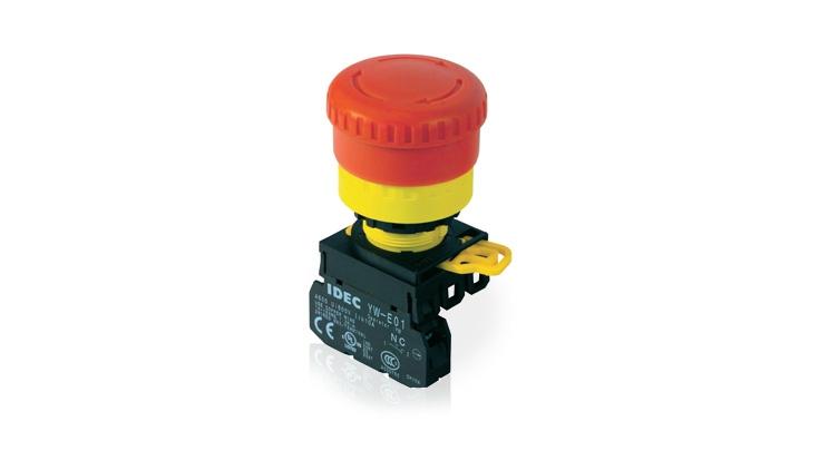 Electrobit - Nupud, lülitid ja signaallambid: Idec nupud