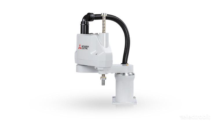 Electrobit - RH-CH tööstuslikud SCARA robotid: Mitsubishi RH-CH tööstusrobot