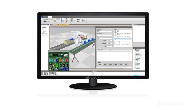 Electrobit - RT Toolbox 3 tarkvara: RT Toolbox 3 tarkvara