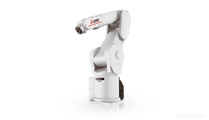 Electrobit - RV-FR tööstusrobotid: Mitsubishi RV-FR tööstusrobot