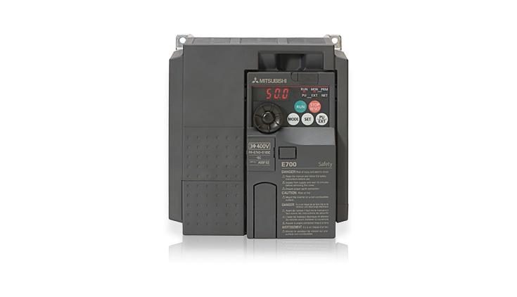 Electrobit - Sagedusmuundur FR-E700: Mitsubishi FR-E740 sagedusmuundur