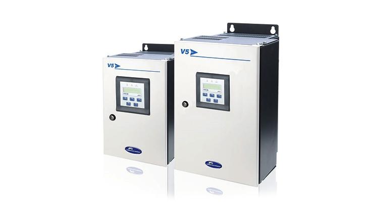 Electrobit - V5 sujuvkäiviti: Power Electronics V5