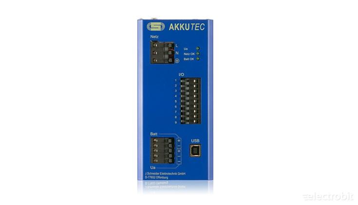Electrobit - AKKUTEC aku DC UPS: DC UPS AKKUTEC
